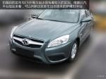北汽明年将推两款紧凑级车 代号C50/C60