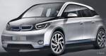 宝马将推出全新电动车i5 基于i3平台打造