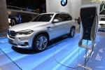 宝马X5 eDrive量产版或在日内瓦车展发布