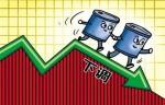 油价本周有望再下调 每升降幅或超0.1元