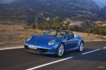 保时捷911Targa增Turbo车型 日内瓦亮相
