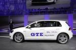 高尔夫GTE亮日内瓦车展 搭载插电混合动力