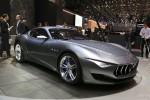 玛莎拉蒂Alfieri概念车于日内瓦车展发布