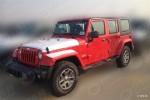 新款Jeep牧马人上市 售42.99万-53.99万元