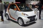 2015北美车展 smart flashlight车型亮相