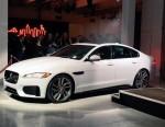 2015纽约车展 捷豹全新一代XF全球首发