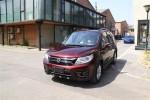 曝景逸XV实拍图 4月20日上市/推两款车型