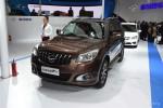 新海马S7亮相上海车展 新增1.8T发动机