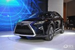 雷克萨斯全新RX预售价43.8万-70.9万元