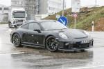 2017款911 GT3路试谍照曝光 年内推出