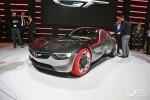 全新欧宝GT概念车发布 代表品牌最新设计