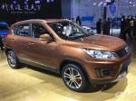 北汽绅宝X35于2016年北京车展正式发布