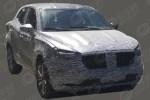 曝宝沃BX3谍照 定位小型SUV/或2017年发布