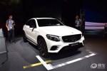奔驰AMG GLC 43 Coupe巴黎车展正式发布