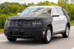 大众全新SUV或更名Atlas 洛杉矶车展发布