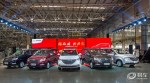 北汽威旺M50F正式下线 将于广州车展上市