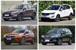 四款紧凑级自主SUV推荐 个个有亮点
