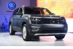 大众七座SUV Atlas 35万元区间无对手!