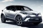 丰田C-HR正式下线 未来将国产引入