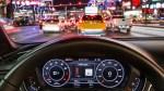 奥迪推基础设施互联技术 车内显示红绿灯