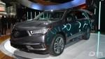 讴歌2017年将推2款新车 新款MDX/国产TLX