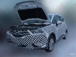 海马S5 Young SUV曝光 1.6L引擎/年内上市