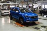 奔腾X40正式下线 全新小型SUV/3月9日上市