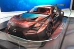 雷克萨斯2017款RC F GT3赛车发布