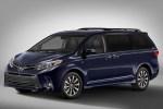 丰田发布新款Sienna官图 内外升级/纽约车展亮相