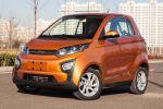 众泰新款芝麻电动车或售5万元 4月7日发布/续航160km