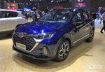 北汽绅宝全新X55正式亮相上海车展
