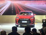 WEY品牌全新概念车亮相 四门掀背风格的中大型SUV