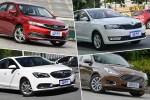 10万左右买紧凑级车哪款最合适?高性价比才是王道