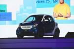 smart品牌年度盛典正式召开 未来每季度推一款特别版车型