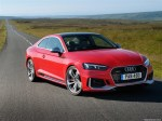 全新奥迪RS5 Coupe官图发布 双涡轮V6换自吸V8