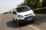 福特新全顺长测终篇 动力充沛/装载能力强
