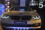 时不我待创造我们的时代全新BMW 5系Li傲然上市