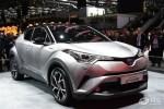 丰田将于2019年在国内量产电动车 首台或为C-HR纯电版
