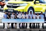 16.98—25.98万元  东风Honda全新一代CR-V华中区域上市
