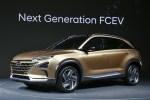 现代全新纯电动SUV曝光 续航里程800公里