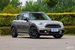 全新MINI COUNTRYMAN限量版上市 售33.2万/限量80台