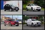 四款跨界SUV车型推荐 满足个性化购车需求