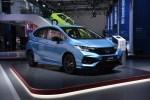 2017法兰克福车展:本田新款飞度亮相/增主动安全配置