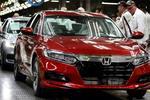 第十代本田雅阁在美正式量产 车系已售1100万台
