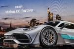 奔驰Project one或将由F1工厂生产 定位于混动超跑