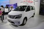 2017广州车展:东风风行菱智M5 EV补贴后11.59万元