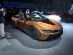 2017洛杉矶车展:宝马i8 Roadster正式发布