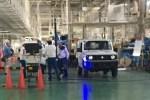 铃木全新吉姆尼实车图曝光 或2018年5月日本上市