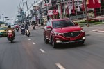 全球首款泰语互联网汽车 右舵版名爵ZS泰国体验之旅
