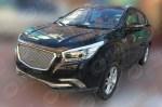 圣达菲HEV混动版车型谍照曝光 基于汽油版打造/2018年底上市